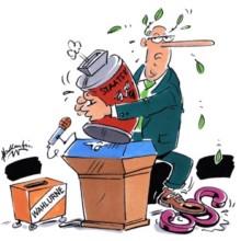 Keine Opposition gegen mehr Geld in Politikerhände – alle wollen mehr