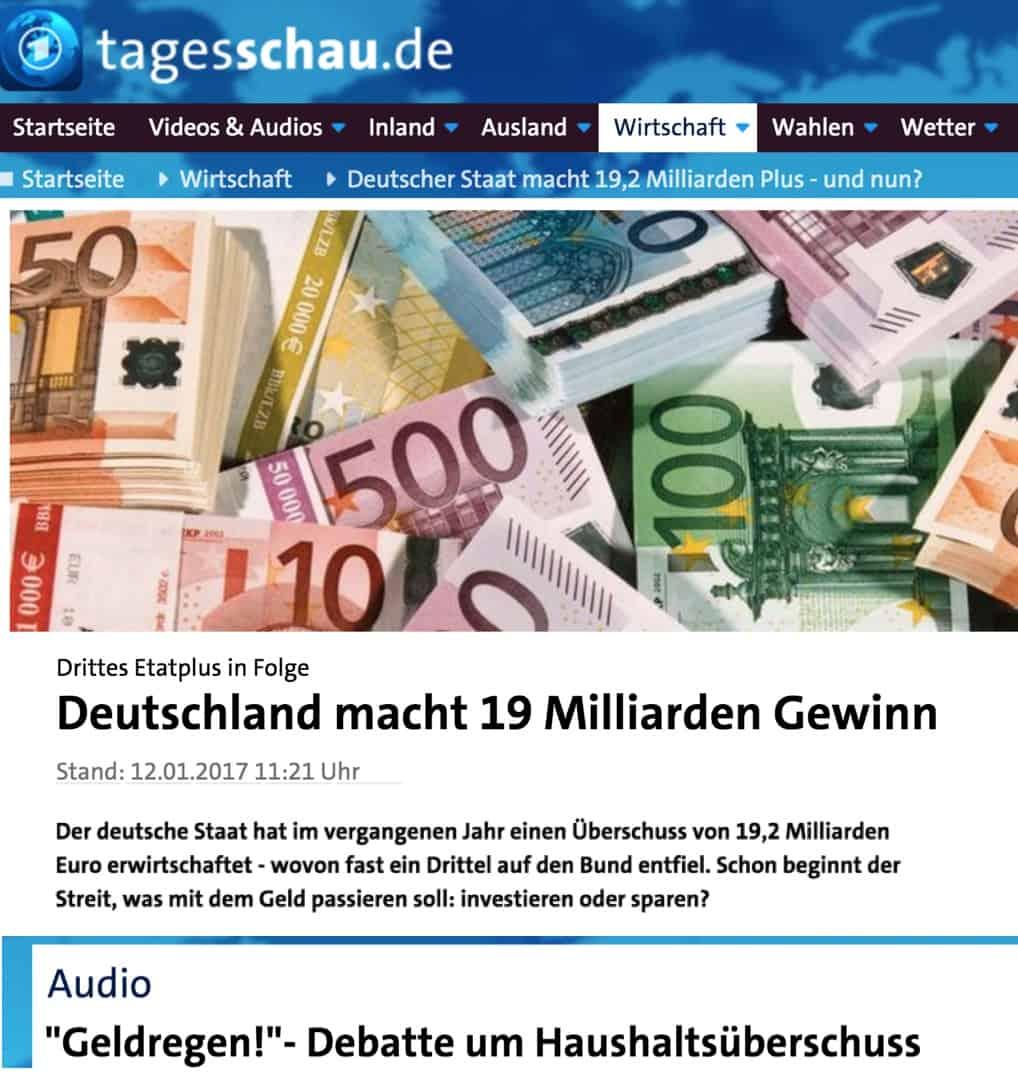Tagesschau Propaganda Fakes News Beispiel