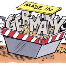 Zerfallsrepublik Deutschland – Spürbare staatliche Dekadenz
