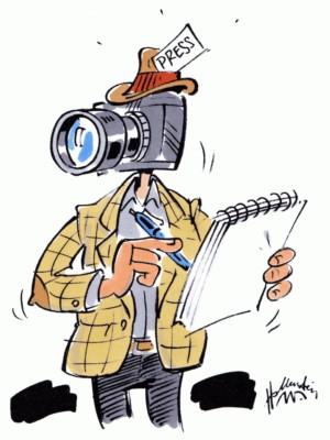 Journalisten im politischen System Deutschland
