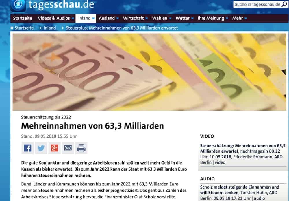 Tagesschau Fake News