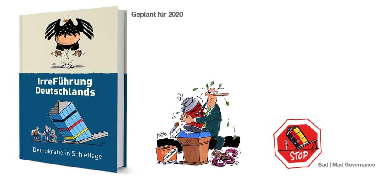 Irreführung Deutschland Buchprojekt 0819